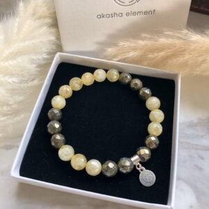 Cytryn / Citrine Bracelet
