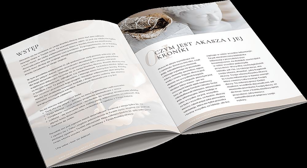 Akasha Element - Ebook jak wejść w swoje Kroniki Akaszy